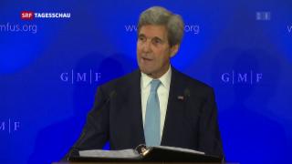 Video «Eiszeit zwischen Russland und den USA» abspielen