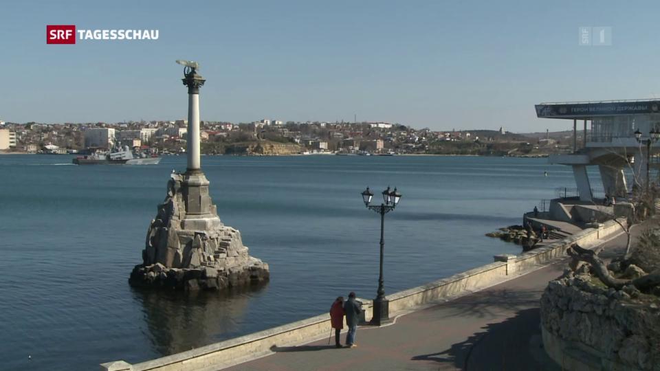 Aus dem Archiv: Fünf Jahre nach der «Krim-Annexion»