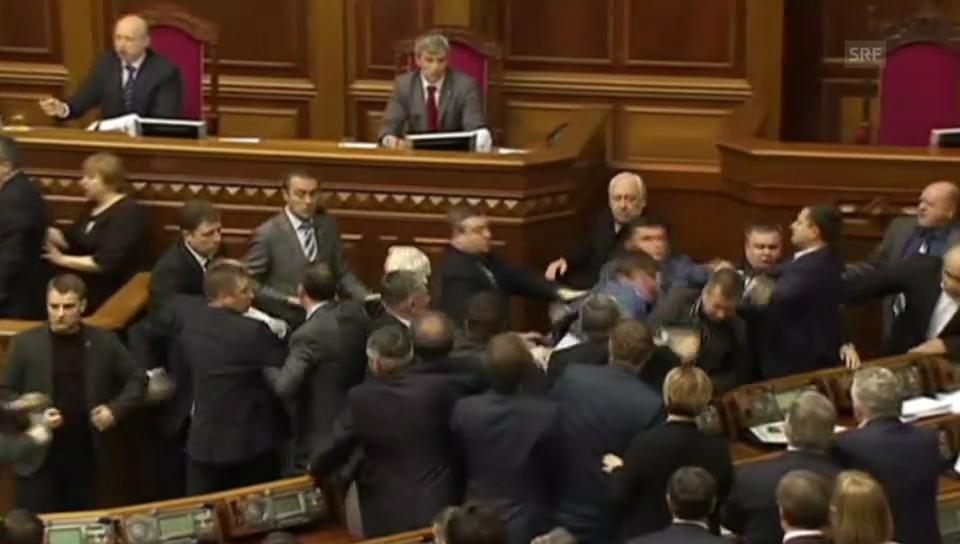 8.4. Gerangel im ukrainischen Parlament