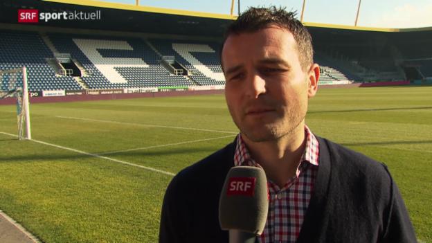 Video «Fussball: Ausgangslage vor dem Rückrundenstart» abspielen