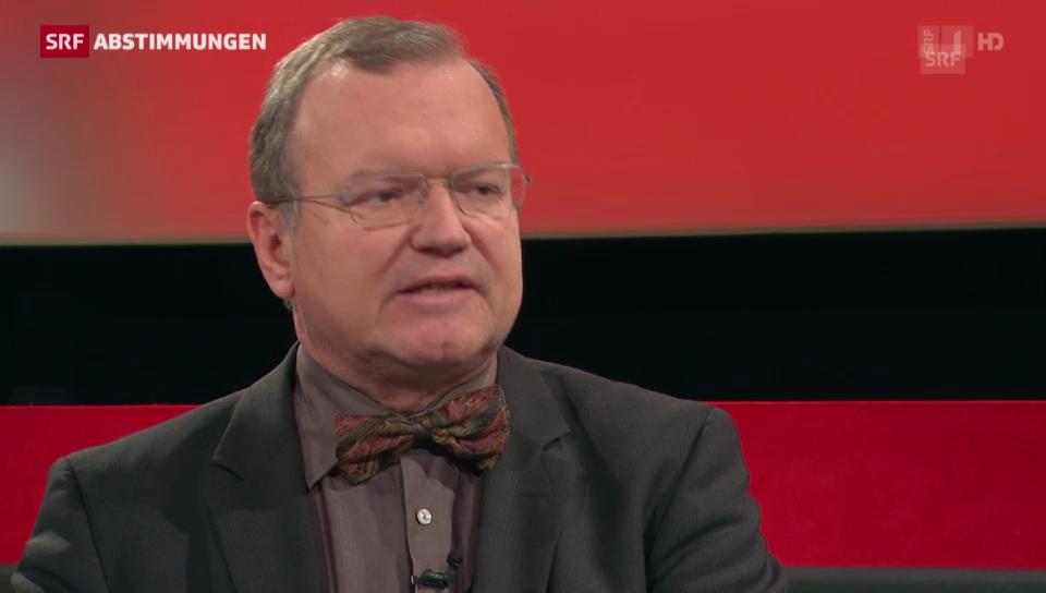 Longchamp: «Gegensatz zwischen Föderalismus und Zentralismus»