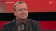 Video «Longchamp: «Gegensatz zwischen Föderalismus und Zentralismus»» abspielen