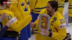 Video «Eishockey: WM in Minsk, kleiner Final» abspielen