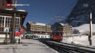 Video «Frühlingsgefühle bei Schweiz Tourismus» abspielen