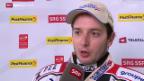 Video «Eishockey: NLA, Stimmen zu Freiburg - Kloten» abspielen
