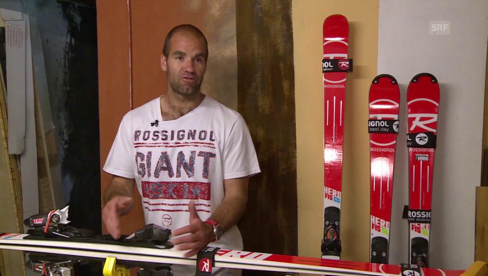«Mein Leben nach dem Spitzensport» mit Didier Défago