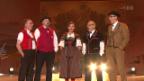 Video «Jodelquintett Schweiz» abspielen