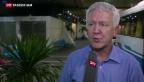 Video «Noch keine Meldung über allfällige Schweizer Betroffene» abspielen