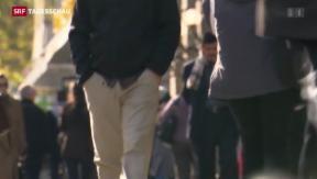 Video «Wieder mehr Menschen ohne Arbeit» abspielen