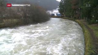 Video «Oben Schnee, unten Schmelzwasser» abspielen