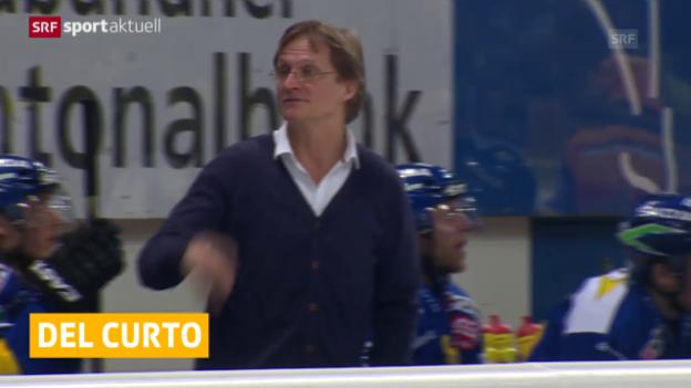 Video «Eishockey: NLA, HC Davos» abspielen