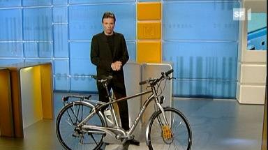 E-Bike-Test vom 20.5.2008