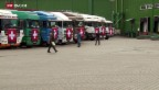 Video «Schweizer Hilfskonvoi in Ostukraine» abspielen