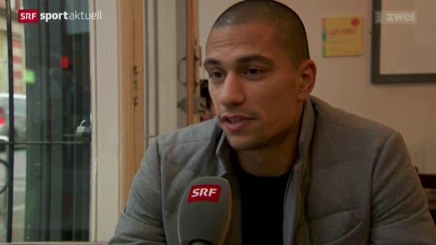 Video «Fussball: Besuch bei Gökhan Inler in Leicester» abspielen