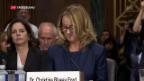 Video «Affäre Kavanaugh: Anhörung vor Justizausschuss» abspielen