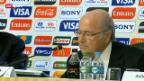 Video «Fussball: FIFA-Bilanz nach Confed-Cup» abspielen