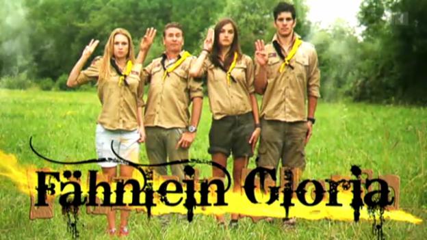 Video «glanz & gloria vom 29.7.2013» abspielen