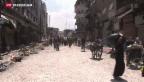 Video «Trauriger Rekord: über 30 Millionen Flüchtlinge im eigenen Land» abspielen