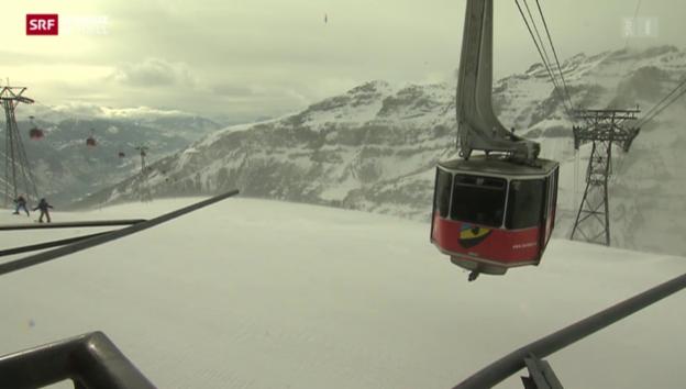 Video «Walliser Skigebiet in Geldnöten» abspielen