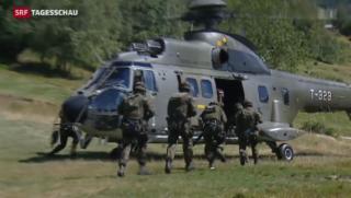 Video «Armee wird kleiner und teurer» abspielen