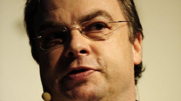 SVP-Präsident Roger Liebi im Gespräch (Fanny Kerstein, 21.4.2013)