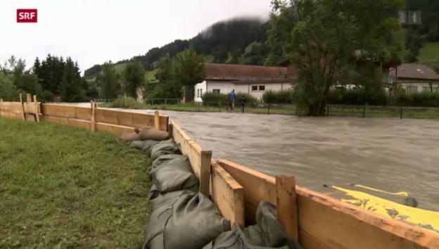 Video «Schweiz aktuell vom 22.07.2014» abspielen
