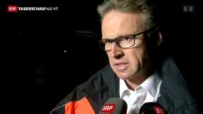 Video «SBB-Chef Meyer zeigt sich betroffen» abspielen