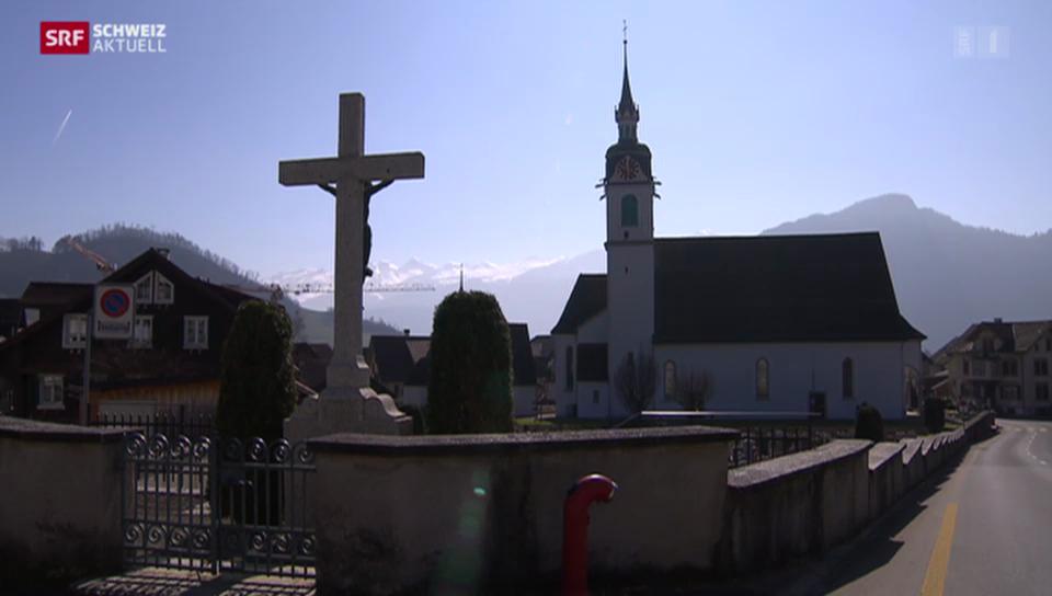 Steinen: Pfarrer spaltet Dorf