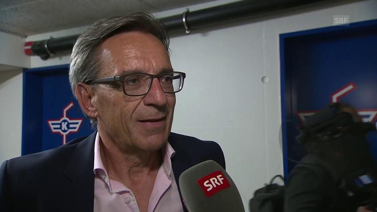 Lehmann: «Ein bitterer Abend»