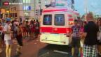 Video «Eine Million Raver an der Streetparade» abspielen