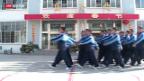 Video «China: Drogenentzug auf Drill» abspielen