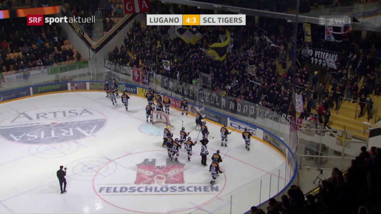 Wichtiger Heimsieg von Lugano