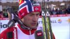 Video «Interview mit Petter Northug» abspielen