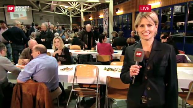 Video «Schweiz aktuell vom 13. November 2012» abspielen