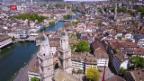 Video «Wie Zürich ein attraktiver Standort bleiben will» abspielen