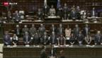 Video «Italien fordert gemeinsame Strategie» abspielen