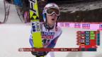 Video «Skispringen: Nordisch-WM in Falun, Entscheidung Normalschanze» abspielen