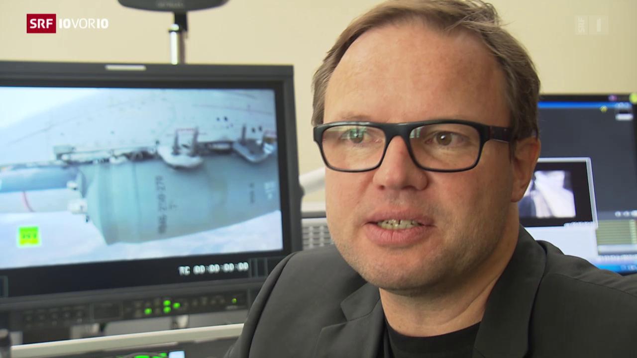 Kurt Pelda kritisiert die russischen Luftangriffe