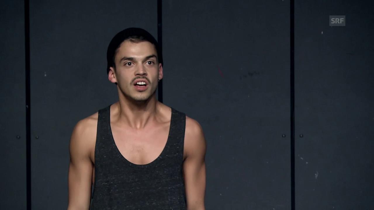 2. Jahr: Jasper im Stück «Cymbeline».