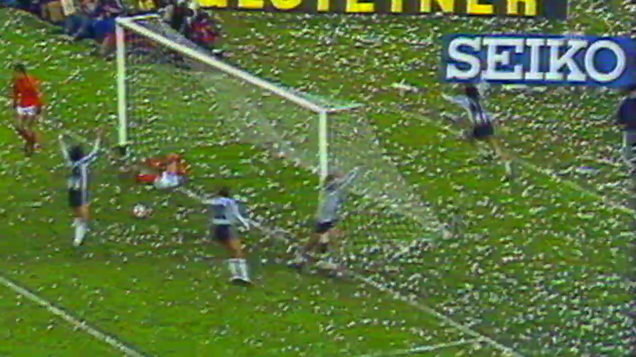 Fussball: WM 1978, Final ARG-NED