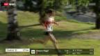 Video «OL-WM: Sprint der Frauen» abspielen