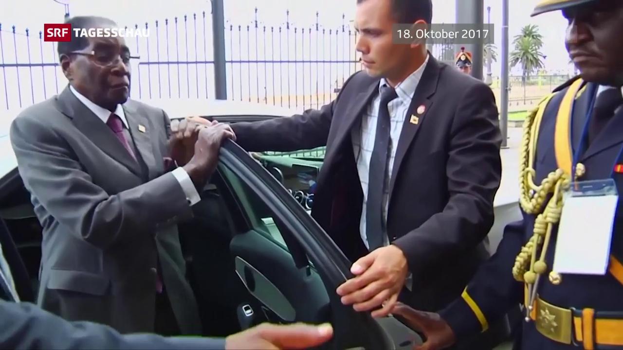 Mugabes Wahl zum WHO-Botschafter empört