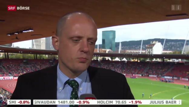 Video «SRF Börse vom 15.08.2014» abspielen