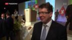 Video «Albert Rösti neuer SVP-Parteipräsident» abspielen