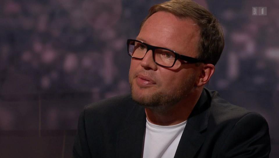 Kurt Pelda im Gespräch mit R.Schawinski