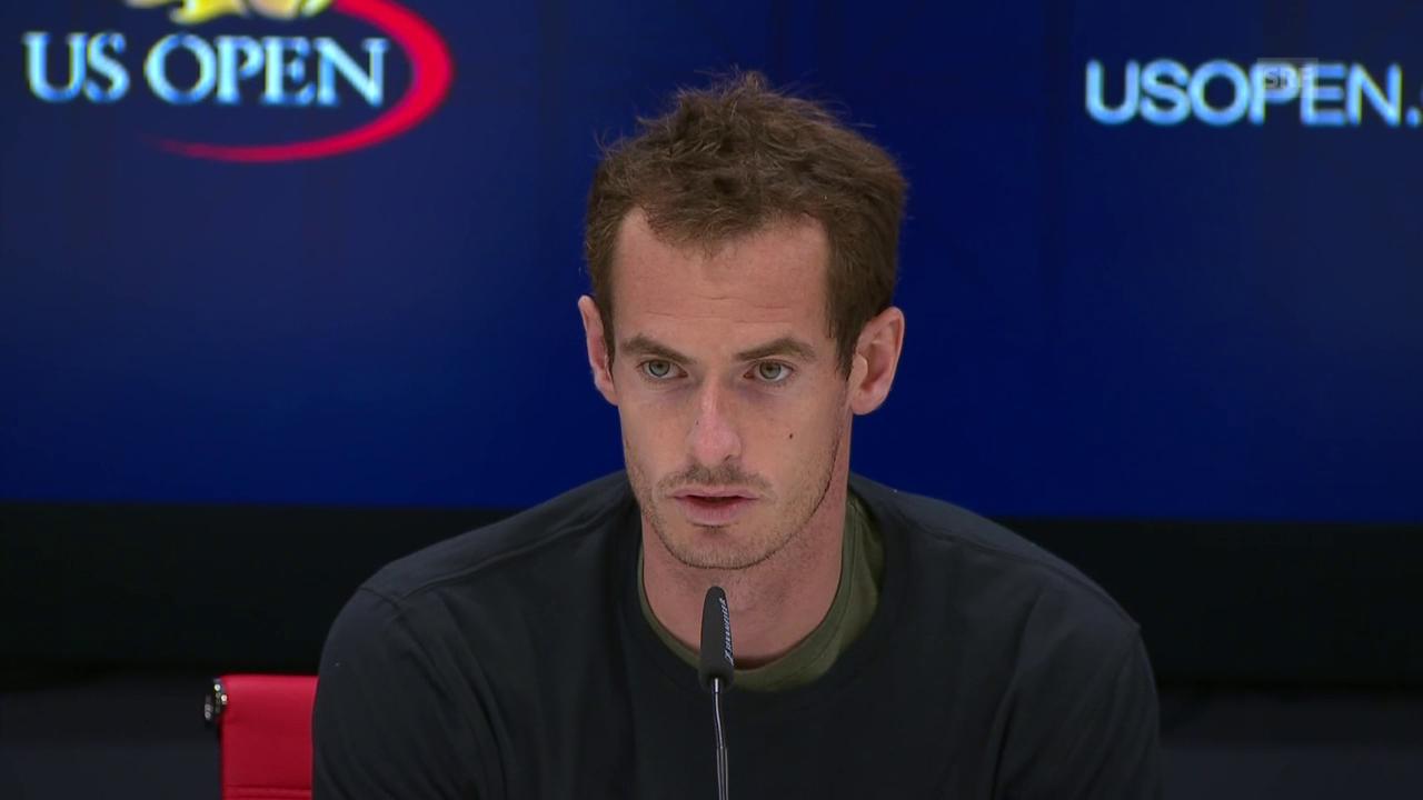 Andy Murray begründet seine Absage für die US Open