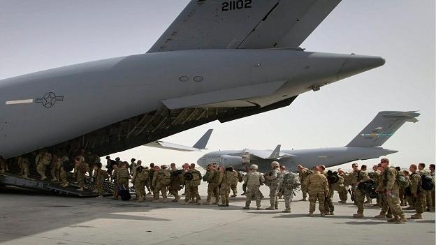 «Die US-Soldaten wollen nach Hause»