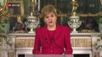 Video «FOKUS: Schottland kündigt erneutes Referendum an» abspielen