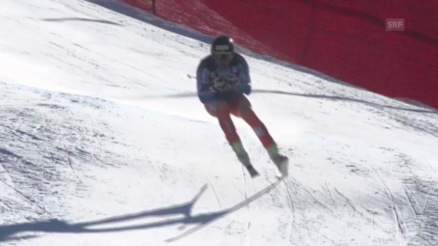 Video «Ski: Guay gewinnt auf der Saslong («sportlive», 21.12.2013)» abspielen