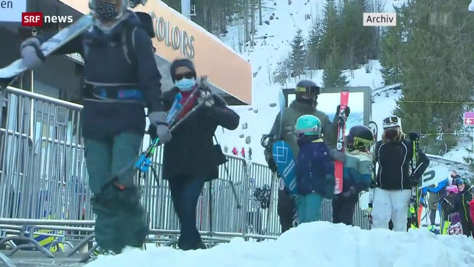 Geteilte Meinungen zu Zertifikatspflicht in Skigebieten